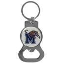 Siskiyou Buckle Memphis Tigers Bottle Opener Key Chain, SCKB103