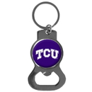 Siskiyou Buckle SCKB112 TCU Horned Frogs Bottle Opener Key Chain