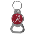 Siskiyou Buckle SCKB13 Alabama Crimson Tide Bottle Opener Key Chain