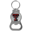 Siskiyou Buckle Texas Tech Raiders Bottle Opener Key Chain, SCKB30