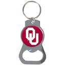 Siskiyou Buckle SCKB48 Oklahoma Sooners Bottle Opener Key Chain