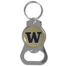 Siskiyou Buckle Washington Huskies Bottle Opener Key Chain, SCKB49