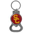 Siskiyou Buckle SCKB53 USC Trojans Bottle Opener Key Chain