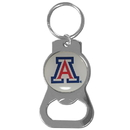 Siskiyou Buckle Arizona Wildcats Bottle Opener Key Chain, SCKB54