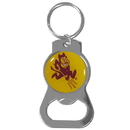 Siskiyou Buckle Arizona St. Sun Devils Bottle Opener Key Chain, SCKB68