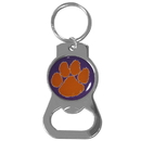 Siskiyou Buckle Clemson Tigers Bottle Opener Key Chain, SCKB69