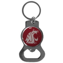 Siskiyou Buckle Washington St. Cougars Bottle Opener Key Chain, SCKB71
