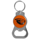 Siskiyou Buckle SCKB72 Oregon St. Beavers Bottle Opener Key Chain