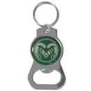 Siskiyou Buckle Colorado St. Rams Bottle Opener Key Chain, SCKB76