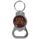 Siskiyou Buckle Minnesota Golden Gophers Bottle Opener Key Chain, SCKB77