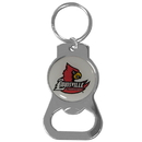 Siskiyou Buckle Louisville Cardinals Bottle Opener Key Chain, SCKB88