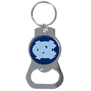 Siskiyou Buckle SCKB9 N. Carolina Tar Heels Bottle Opener Key Chain