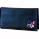 Siskiyou Buckle SDCK24 Checkbook Cover - American Flag