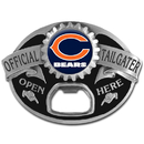 Siskiyou Buckle SFB005TG Chicago Bears Tailgater Belt Buckle