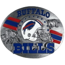 Siskiyou Buckle SFB015 Buffalo Bills Team Belt Buckle