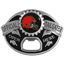 Siskiyou Buckle SFB025TG Cleveland Browns Tailgater Belt Buckle
