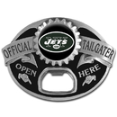 Siskiyou Buckle SFB100TG New York Jets Tailgater Belt Buckle