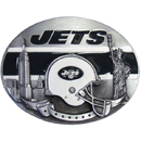 Siskiyou Buckle SFB100 New York Jets Team Belt Buckle