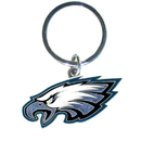 Siskiyou Buckle SFCK065 Philadelphia Eagles Enameled Key Chain