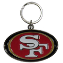 Siskiyou Buckle SFCK075 Indianapolis Colts Enameled Key Chain