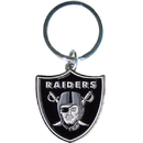 Siskiyou Buckle SFCK125 Oakland Raiders Enameled Key Chain