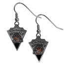 Siskiyou Buckle SFE010 Cincinnati Bengals Classic Dangle Earrings