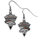 Siskiyou Buckle SFE020 Denver Broncos Classic Dangle Earrings