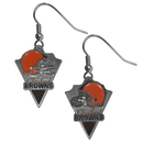 Siskiyou Buckle SFE025 Cleveland Browns Classic Dangle Earrings