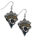 Siskiyou Buckle SFE175 Jacksonville Jaguars Classic Dangle Earrings