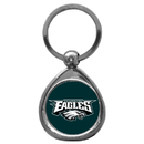 Siskiyou Buckle SFK065C Philadelphia Eagles Chrome Key Chain