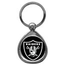 Siskiyou Buckle SFK125C Oakland Raiders Chrome Key Chain