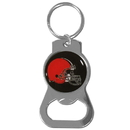 Siskiyou Buckle SFKB025 Cleveland Browns Bottle Opener Key Chain