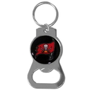 Siskiyou Buckle SFKB030 Tampa Bay Buccaneers Bottle Opener Key Chain