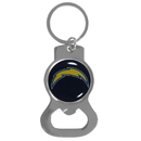 Siskiyou Buckle SFKB040 San Diego Chargers Bottle Opener Key Chain