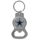 Siskiyou Buckle SFKB055 Dallas Cowboys Bottle Opener Key Chain