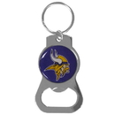 Siskiyou Buckle SFKB165 Minnesota Vikings Bottle Opener Key Chain