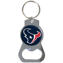 Siskiyou Buckle SFKB190 Houston Texans Bottle Opener Key Chain