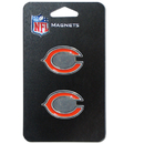 Siskiyou Buckle SFML005 Chicago Bears Metal Magnet Set