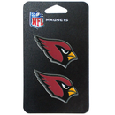 Siskiyou Buckle SFML035 NFL Magnet Set - Arizona Cardinals