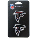 Siskiyou Buckle SFML070 NFL Magnet Set - Atlanta Falcons
