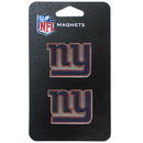Siskiyou Buckle SFML090 NFL Magnet Set - New York Giants