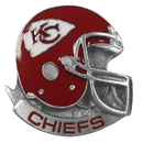 Siskiyou Buckle SFP045 Kansas City Chiefs Team Pin