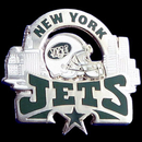 Siskiyou Buckle SFP100C New York Jets Glossy Team Pin