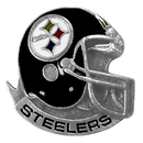 Siskiyou Buckle SFP160 Pittsburgh Steelers Team Pin
