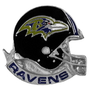 Siskiyou Buckle SFP180 Baltimore Ravens Team Pin