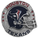 Siskiyou Buckle SFP190 Houston Texans Team Pin