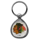 Siskiyou Buckle SHK10C Chicago Blackhawks? Chrome Key Chain