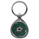 Siskiyou Buckle SHK125C Dallas Stars Chrome Key Chain
