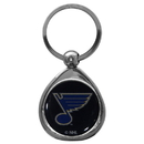 Siskiyou Buckle SHK15C St. Louis Blues? Chrome Key Chain