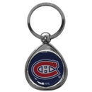 Siskiyou Buckle SHK30C Montreal Canadiens? Chrome Key Chain